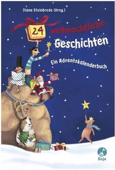 Bastei Barbara Korthues 24 weihnachtliche Geschichten. Ein Adventskalenderbuch