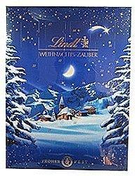 Lindt Weihnachts-Zauber Adventskalender 265g