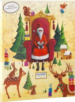 Heilemann Kinder-Adventskalender mit Weißer Schokolade