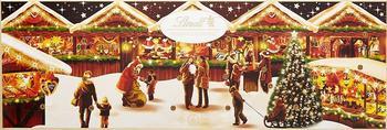 Lindt Adventskalender Weihnachtsmarkt (250 g)