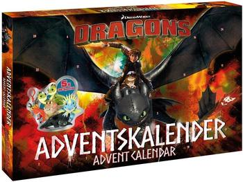 Craze Dragons 57323 Adventskalender (2017)