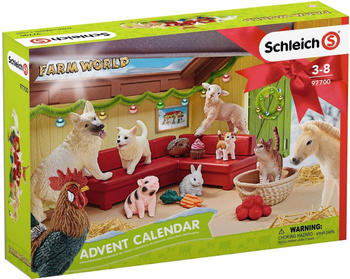 Schleich 97700 Farm World 2018