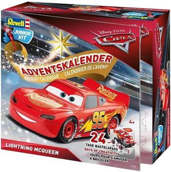 Revell Junior Kit Disney Cars Lightning McQueen 2018