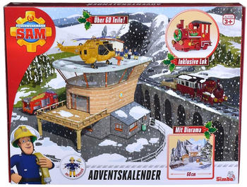 Simba 109251037 Feuerwehrmann Sam 2018