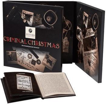 Peters Adventskalender Criminal Christmas I