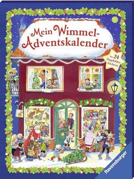 Ravensburger Mein Wimmel-Adventskalender 2018