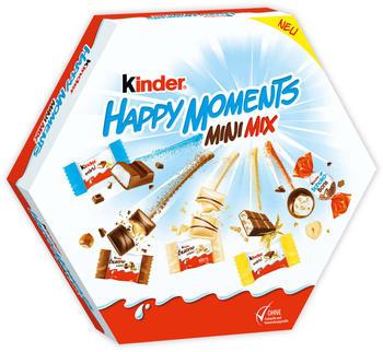 Ferrero Kinder Happy Moments Mini Mix (162g)