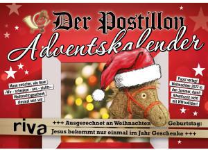 Riva Verlag Der Postillon Adventskalender 2019