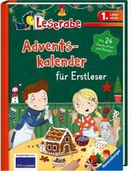 Ravensburger Adventskalender für Erstleser Leserabe