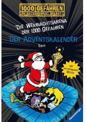 Ravensburger Thilo 1000 Gefahren Du entscheidest selbst Die Weihnachtsarena Adventskalender