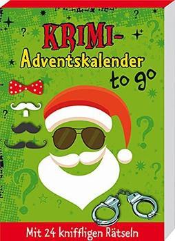 Kaufmann Verlag Krimi-Adventskalender to go
