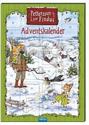 Trötsch Verlag Trötsch Magnet-Adventskalender Pettersson & Findus