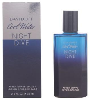 Davidoff Cool Water Night Dive After Shave (75 ml)