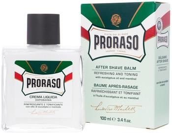 Proraso Green Aftershave Balsam (100 ml)