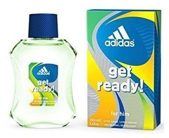 Adidas get ready! for him After-Shave (100 ml)
