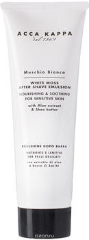 Acca Kappa Muschio Bianco After Shave Emulsion (125 ml)