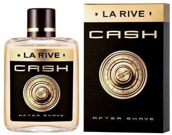 La Rive Cash for Man Aftershave (100ml)