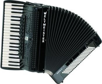 Weltmeister Supita II Piano Kinnregister