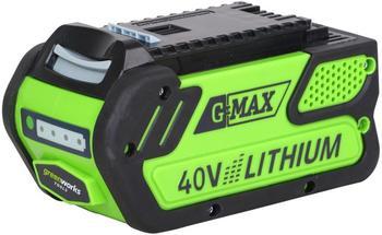 Greenworks Ersatzakku 40 V Li-Ion Akku 4 Ah