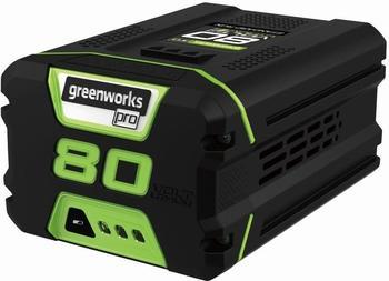 Greenworks Ersatzakku PRO 80V Li-Ion Akku 2,0Ah