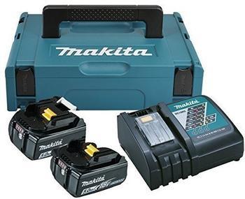 Makita Power Source Kit 18V 5,0 Ah (197624-2)