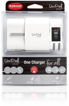 Hähnel Universal-Ladegerät Unipal-Plus (320325)