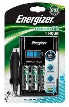 Energizer 1h Ladegerät + 4x AA 2450mAh (631511)