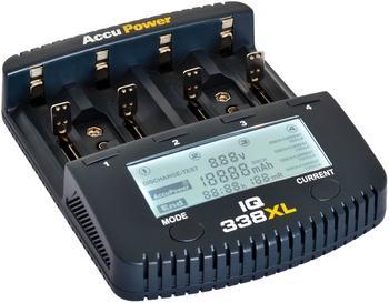 AccuPower IQ338XL
