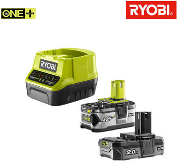 Ryobi RC18120-242 + (18V 2,0 Ah + Akku 4,0Ah)