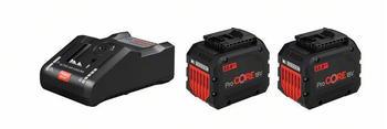Bosch GAL 18V-160 C + 2 x ProCORE 18 Volt 12 Ah
