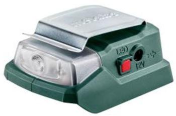 Metabo PowerMaxx PA 12 LED-USB (600298000) Akku-Power-Adapter