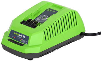 Greenworks Ladegerät für 40 Volt Li-Ionen Akkus (687050764)