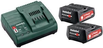 Metabo Basic-Set 12V 2 x 2,0 Ah (685300000)