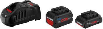 Bosch Starter-Set ProCORE18V 1x 4.0Ah + 1x 8.0Ah + GAL 1880 CV (1600A01BA8)
