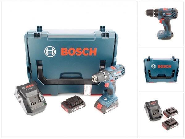 Bosch Gsr 18 2 Li Plus Professional 2 X 2 0 Ah L Boxx 0 601 9e6
