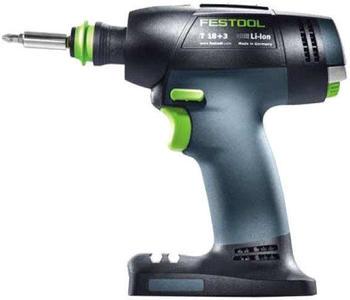Festool T 18+3 Li-Basic (576448)