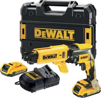 DeWalt DCF620D2K-QW