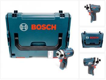 Bosch GDR 10,8-LI Professional ohne Akku in L-Boxx (0 601 9A6 906)