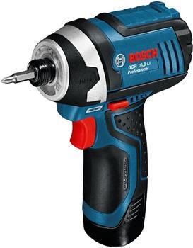 Bosch GDR 10,8-LI Professional 2 x 2,0 Ah + L-BOXX (0 601 9A6 977)