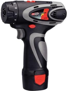 KS Tools 1/4'' Akku-Bit-Schrauber 10,8 V 24 Nm mit 2 Akkus (515.3531)