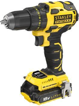 Stanley FatMax FMC607D2 + Schnellladegerät + 2 x 2,0 Ah Akkus