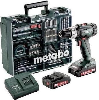 Metabo BS 18 L (2 x 2,0 Ah im Koffer + Ladegerät) im Koffer