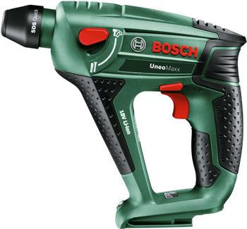 Bosch Uneo Maxx mit Rundschaftadapter (0 603 952 30C)