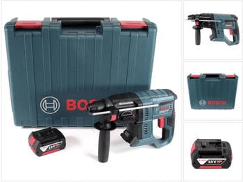Bosch GBH 18V-20 (1 x 5,0 Ah) im Koffer