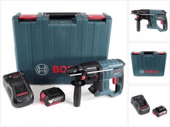 Bosch GBH 18V-20 (1 x 5,0 Ah + Schnellladegerät) im Koffer