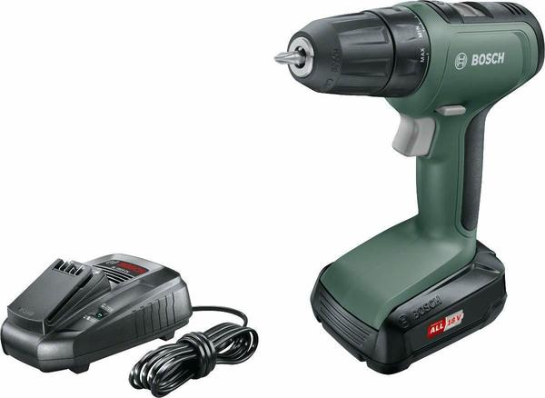 bosch akku schlagbohrschrauber universaldrill 18 18 volt. Black Bedroom Furniture Sets. Home Design Ideas