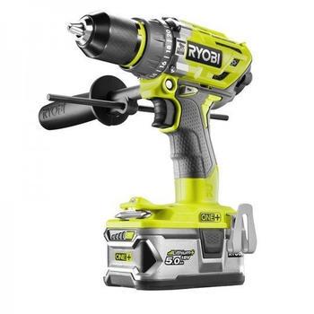 ryobi-r18pd7-252s-18-v-brushless-akku-schlagbohrschrauber-set-one
