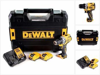 DeWalt DCD701D2 (2x Akku 2,0 Ah in T-STAK-Box)