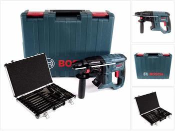 Bosch GBH 18V-20 (mit Zubehör-Set) im Koffer