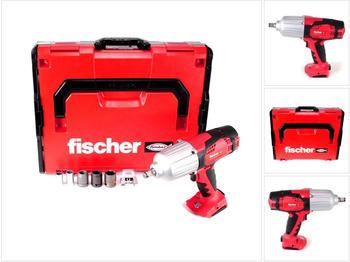 Fischer FSS 18V 600 BL Set 1 (552923)